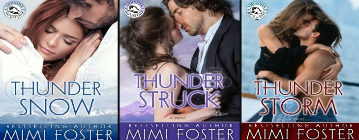 Thunder on the Mountain Series