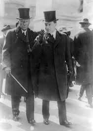 Rockefellers Sr. and Jr.