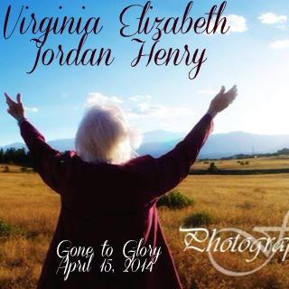 Virginia Henry